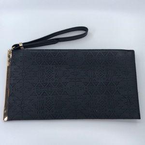 Handbags - Aztec Clutch Bag